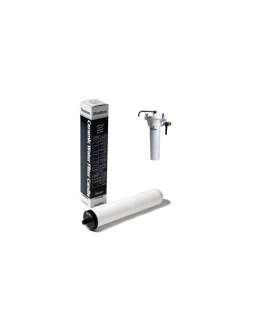Doulton Ultracarb voor HBA_MKII - BasicWaterFilter.com